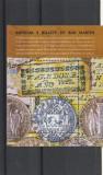 Monede si bancnote de San Martin, Peru., Istorie, Nestampilat