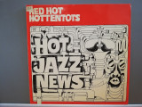 Red Hot Hottentots – Hot Jazz News vol 3 (1976/Biton/RFG) - VINIL/Jazz