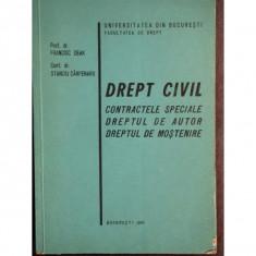 DREPT CIVIL - FRANCISC DEAK