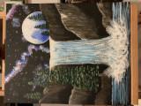 Pictura acrilic, Peisaje, Altul