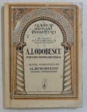 PSEUDO-KYNEGHETIKOS de A. I. ODOBESCU