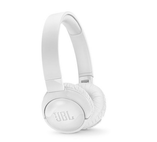 Casti wireless JBL Tune 600BTNC Alb