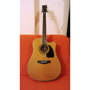 Chitara acustica Ibanez + husa