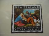 NOUA ZEELANDA-PICTURI TIZIAN-NESTAMPILAT