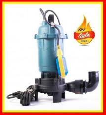 Pompa Apa Murdara submersibila tocator plutitor FONTA foto