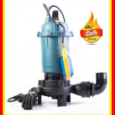 Pompa Apa Murdara submersibila tocator plutitor FONTA