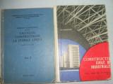 CONSTRUCTII CIVILE SI INDUSTRIALE GH. SPRAINCEANA ED T 1969