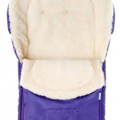 Sac de iarna Sensillo lana Purple