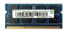 Memorie RAMAXEL sodimm 8Gb DDR3 PC3L-12800S 1600Mhz 1.35V foto