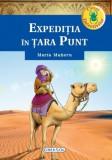 Clubul detectivilor - Expeditia in tara Punt/Maria Maneru
