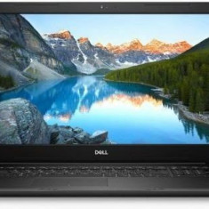 Laptop Dell Inspiron 3793 (Procesor Intel® Core™ i5-1035G1 (8M Cache, up to 3.90 GHz), Ice Lake, 17.3inch FHD, 8GB, 1TB HDD @5400RPM + 128GB SSD, nVid