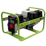 Generator de sudura trifazat PRAMAC W220, 6.1 kVA, 220 A