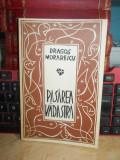 DRAGOS MORARESCU - PASAREA VADASTRA , 1980 , AUTOGRAF SI DEDICATIE !!!