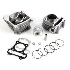 Kit Cilindru Set Motor + Chiuloasa Scuter Kymco - Kimco Like 4T 49cc 50cc 39mm