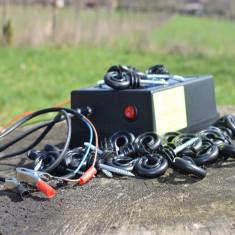 Pachet Gard electric pentru animale cu Panou Solar si acumulator