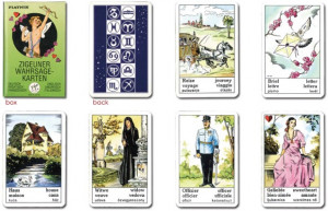 Carti TAROT TIGANESTI/TAROT TIGANESC/carti de ghicit $$$ ORIGINALE SIGILAT+CARTE