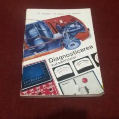 M STRATULAT - DIAGNOSTICAREA AUTOMOBILELOR