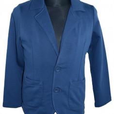 Sacou smart-casual pentru baieti-GT GT-4792AL, Albastru
