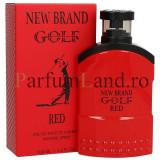 Cumpara ieftin Parfum New Brand Golf Red Men 100ml EDT / Replica Ralph Lauren- Polo Red