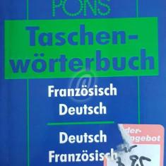 Taschenworterbuch Franzosisch-Deutsch, Deutsch-Franzosisch