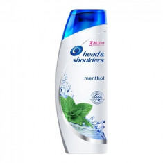 Sampon Head & Shoulders Menthol Fresh 400 ml