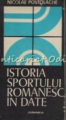 Istoria Sportului Romanesc In Date - Nicolae Postolache foto