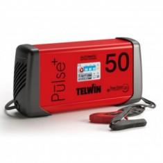 Redresor auto TELWIN PULSE 50, 6/12/24 V, max. 45 A, incarcare rapida Boost