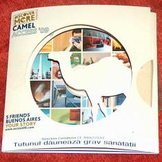 Camel - CD promoţional
