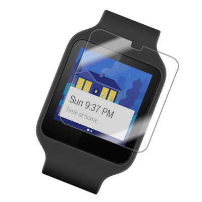 Folie de protectie Clasic Smart Protection Sony SmartWatch 3 foto