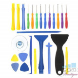 Set Desfacere 26 in 1 Screwdriver Set Opening Tools iPhone Samsung HTC