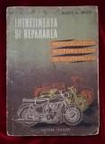 Mayer 1961 Întreținerea și repararea Motocicletelor Motoretelor și Scuterelor, Tehnica