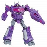 Figurina Robot Transformers Ultra Shockwave, Colectia Cyberverse, Hasbro