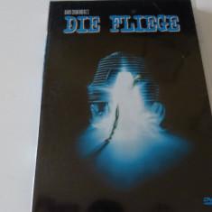 musca - david cronenberg - dvd