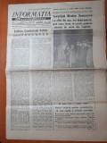 Informatia bucurestiului 9 martie 1977-articole si foto cutremurul din 4 martie