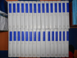 ENCYCLOPEDIA UNIVERSALIS  30 volume (1990, editata la Paris)