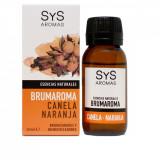 Esenta naturala Brumaroma difuzor / umidificator, scortisoara si portocale 50 ml