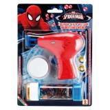 Cumpara ieftin Spiderman - Pistol baloane de sapun