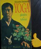 Yoga gandire si tehnici Alexandru Simionescu