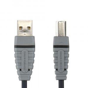 Cablu USB imprimanta 4.5m, Bandridge BCL4105