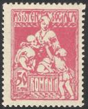 VARIETATE / EROARE --ASISTENTA SOCIALA -1921  NG.