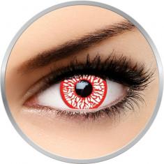 Fantaisie Blood Shot - lentile de contact pentru Halloween 1 purtare - One day (2 lentile/cutie)