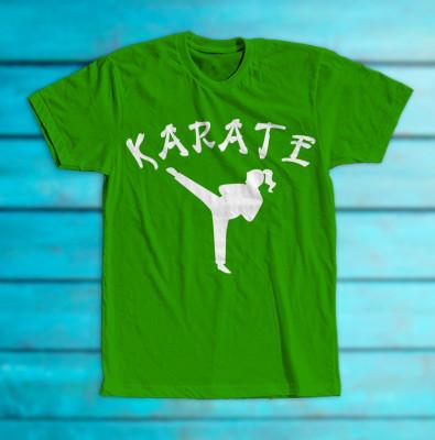 "Tricou ""Karate"" foto"