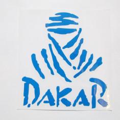Abtibild DZ-58 DAKAR ALBASTRU ManiaCars