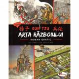 Cumpara ieftin Arta razboiului - roman grafic, Sun Tzu