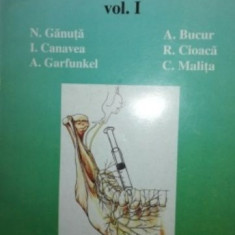 Chirurgie oro-maxilo-faciala vol 1-N. Ganuta
