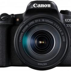 Canon EOS 77D cu Obiectiv 18-135mm IS USM