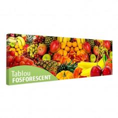Tablou fosforescent Mix de fructe