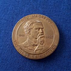 Medalie Titu Maiorescu - Universitatea Al. I Cuza - Iasi