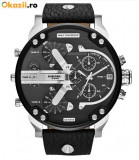 CEAS BARBATESC DIESEL ONLY THE BRAVE TIMEFRAME DZ-7313 OVERSIZE SILVER-MODEL2019