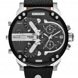 CEAS BARBATESC DIESEL ONLY THE BRAVE TIMEZONE DZ-7313 OVERSIZE BLACK-MODEL 2019, Sport, Quartz, Inox